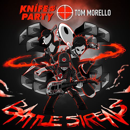 Battle Sirens by Tom Morello - The Nightwatchman