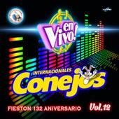 Fiestón 132 Aniversario Vol. 12. Música de Guatemala para los Latinos (En Vivo) by Internacionales Conejos