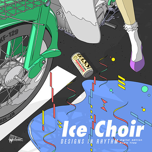 Play & Download Designs In Rhythm by Ice Choir | Napster