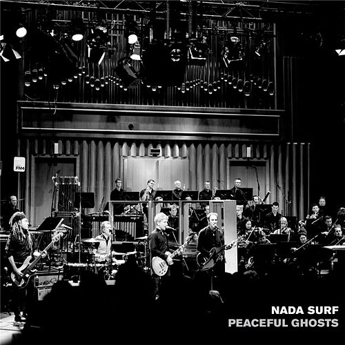 Play & Download Peaceful Ghosts (Live) by Nada Surf | Napster