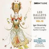 Les ballets russes, Vol. 10 by SWR Sinfonieorchester Baden-Baden und Freiburg