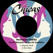 Play & Download Llegaste Tarde / Dos Vidas by Las Hermanas Padilla | Napster