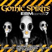 Gothic Spirits EBM Edition 7 von Various Artists
