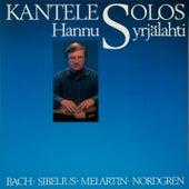 Kantele Solos by Hannu Syrjälahti