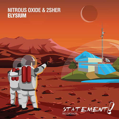 Play & Download Elysium by Nitrous Oxide | Napster