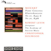 Play & Download Mozart: Piano Concertos Nos. 17 & 20 by Robert Levin | Napster
