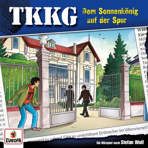 195/Dem Sonnenkönig auf der Spur von TKKG