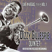 Play & Download Live in Vegas, 1963 Vol. 1 by Dizzy Gillespie | Napster