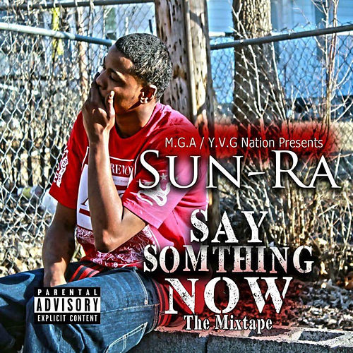 Say Something Now by Sun Ra