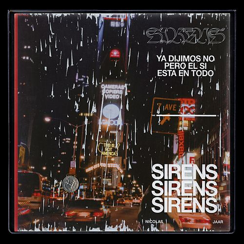 Play & Download Sirens by Nicolas Jaar | Napster