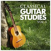 Classical Guitar Studies, Vol. 3 by Various Artists