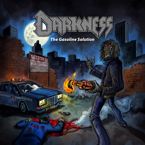 Play & Download The Gasoline Solution by Darkness | Napster