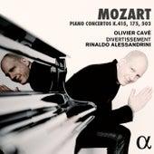Mozart: Piano Concertos, K. 415, 175 & 503 by Olivier Cavé