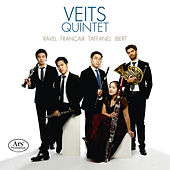 Play & Download Ravel, Françaix, Taffanel & Ibert: Chamber Works by Veits Quintet | Napster