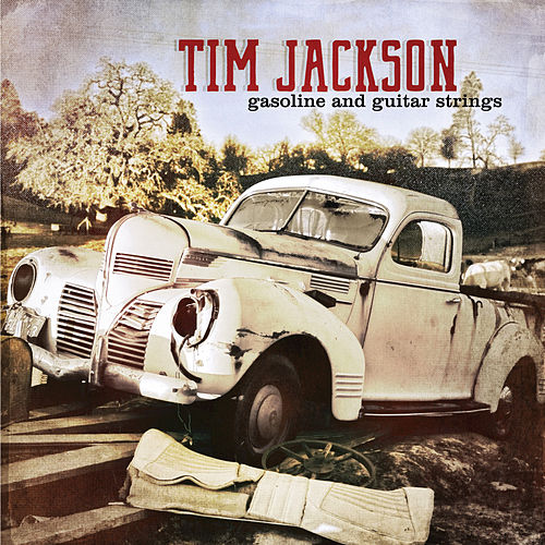 Gasoline & Guitar Strings by Tim Jackson
