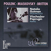 Play & Download Poulenc, Miaskovsky & Britten: Natalia Gutman Portrait Series, Vol. V by Natalia Gutman | Napster