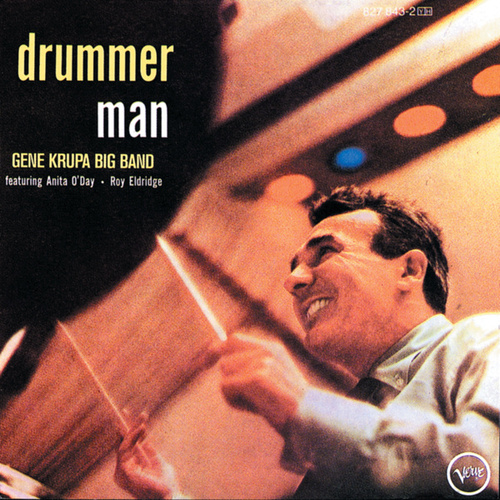 Drummer Man by Gene Krupa