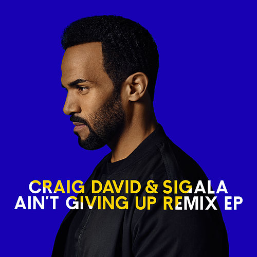 Ain't Giving Up (Remixes) - EP by Sigala