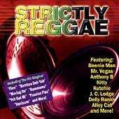 Play & Download Strictly Reggae by Various Artists | Napster