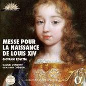 Rovetta: Messe pour la naissance de Louis XIV (Live Recording at La Chapelle Royale du Château de Versailles) von Benjamin Chénier