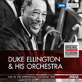 Play & Download Duke Ellington & His Orchestra Live in Cologne 1969 by Duke Ellington | Napster