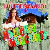 Mallorca Megacharts Hüttengaudi by Various Artists