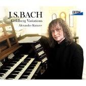 Play & Download J.S.Bach: Goldberg Variations BWV 988 by Alexander Kniazev | Napster