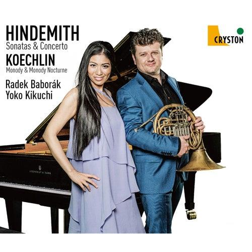 Hindemith: Horn Sonatas & Concerto by Yoko Kikuchi