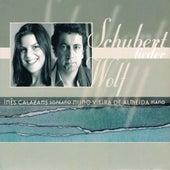 Play & Download Schubert Lieder Wolf by Nuno Vieira de Almeida | Napster