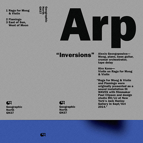 Play & Download Inversions by Arp | Napster