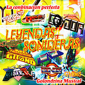 Play & Download Leyendas Sonideras by Various Artists | Napster