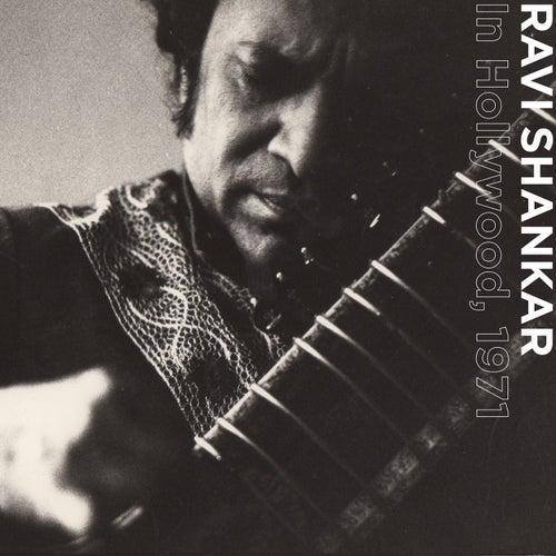 In Hollywood, 1971 by Ravi Shankar