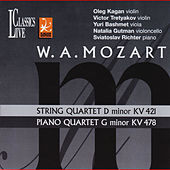 Mozart: Oleg Kagan Edition, Vol. XXI by Oleg Kagan