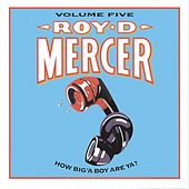 How Big'a Boy Are Ya? Vol. 5 by Roy D. Mercer