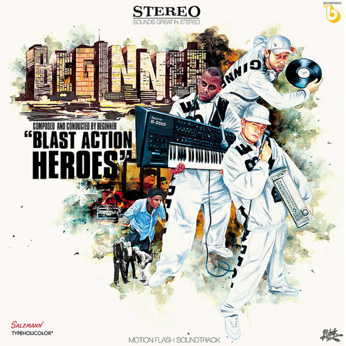 Blast Action Heroes by Beginner