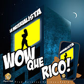 Play & Download Wow Que Rico by La Materialista | Napster