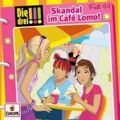 044/Skandal im Café Lomo! von Die Drei !!!