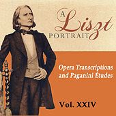 Play & Download A Liszt Portrait, Vol. XXIV by Alfred Brendel | Napster