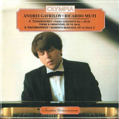 Tchaikovsky: Concert No. 1 & Rachmaninoff: Moments musicaux by Andrei Gavrilov