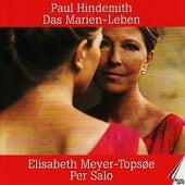Hindemith: Das Marienleben by Elisabeth Meyer-Topsøe