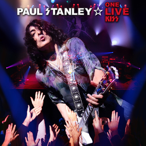 One Live KISS by Paul Stanley