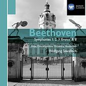 Play & Download Beethoven: Symphonies Nos 1-3 & 8 by Wolfgang Sawallisch | Napster