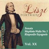 Play & Download A Liszt Portrait, Vol. XX by Lazar Berman | Napster