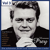 Hermann Prey- Die schönsten Arien und romantischen Lieder, Vol. 3 von Various Artists
