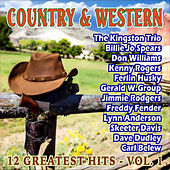 Play & Download Country & Western Hits Vol. 1 by Various Artists | Napster