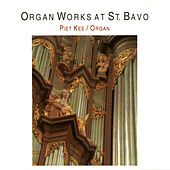 Organ Works At St. Bavo by Piet Kee