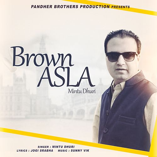 Brown Asla by Mintu Dhuri