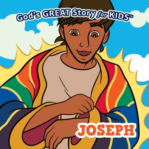 Play & Download God's Great Story for Kids Joseph by David Huntsinger | Napster