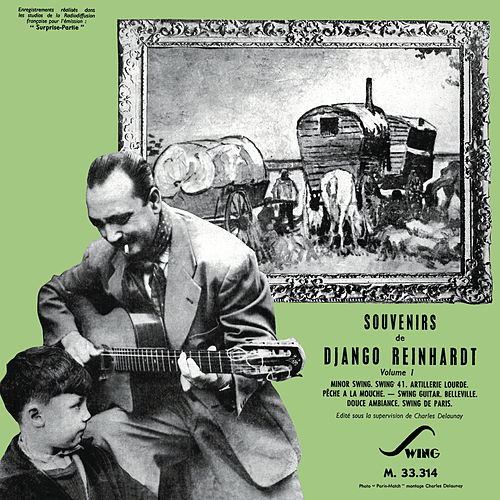 Play & Download Souvenirs de Django Reinhardt   (Jazz Connoisseur) by Django Reinhardt | Napster