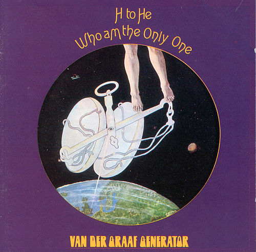 Play & Download H To He Who Am The Only One by Van Der Graaf Generator | Napster